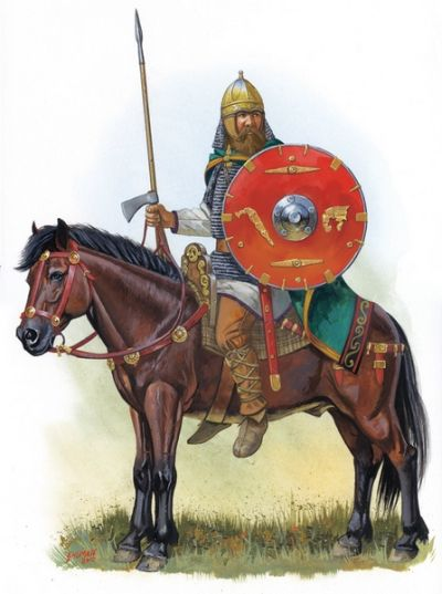 frankish-warrior