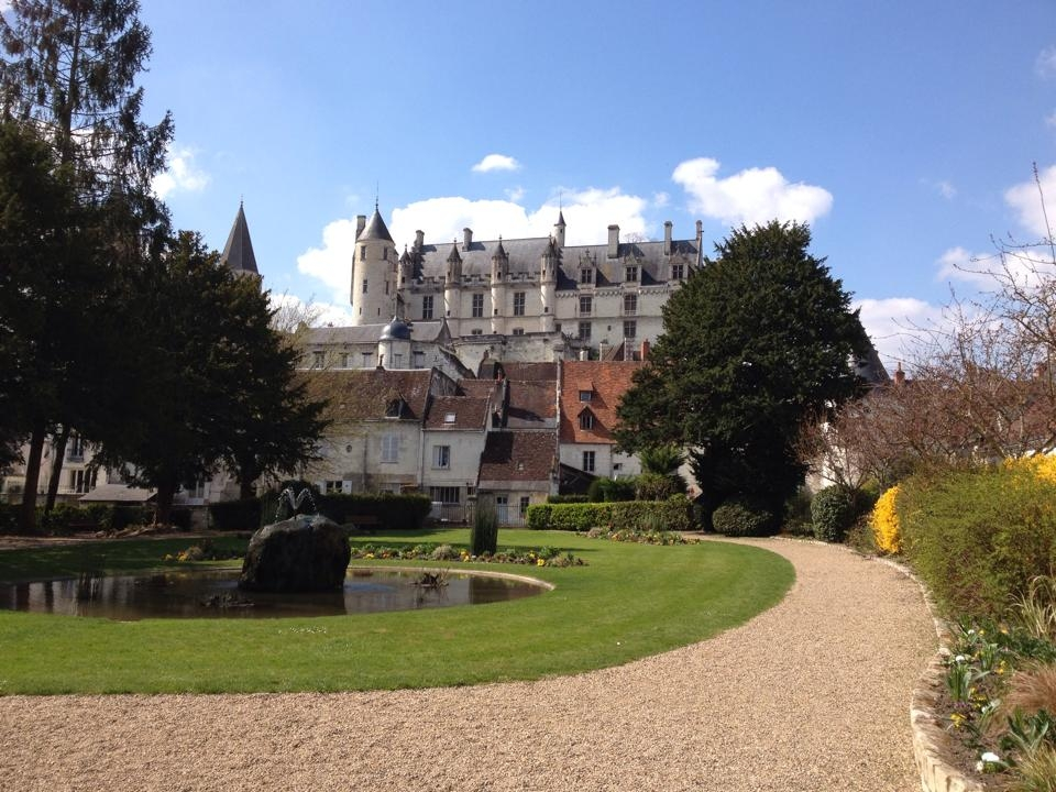 Loches chateau (2)