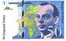 50 francs St Ex